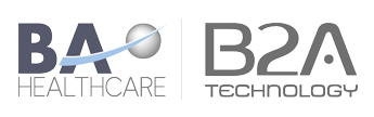 logo co-branding BAHealthcare